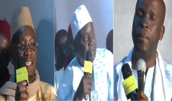 VIDEO - Conference de Oustaz Diabel Koité et Serigne Ahmed Sarr sur Borom Daara Ji à l'université Cheikh Anta Diop de Dakar presidée par Serigne Habib Sy Mansour