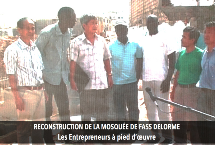 APPEL À SOLIDARITE INTERNATIONALE POUR LA RECONSTRUCTION DE LA MOSQUEE DE FASS DELORME