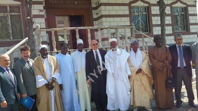 COOPÉRATION RELIGIEUSE : La Turquie va construire une université islamique au Sénégal