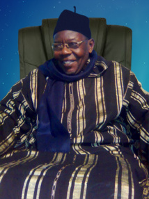 VIDEO - ANNONCE GAMOU EL HADJ AMADOU LAMINE DIENE : Samedi 26 Avril 2014 à la Geule Tapée , sous la presidence effective de Serigne Abdoul Aziz SY Al Amine
