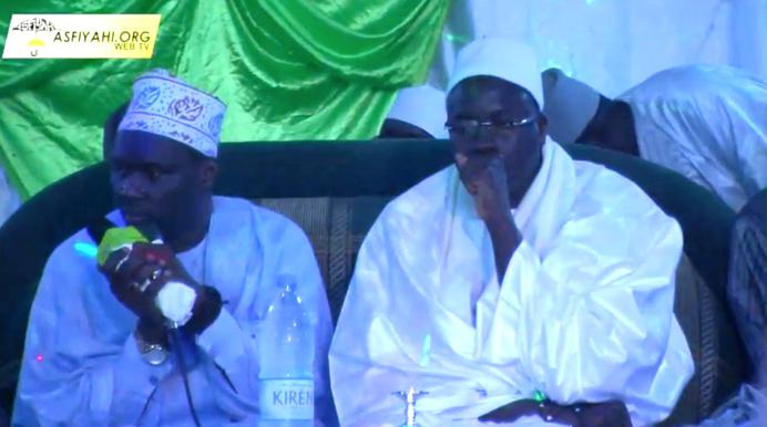 VIDEO - Kazou Rajab 2014 chez El Hadj Ousmane Kaïré à Pikine Niéty Mbaar , presidé par Serigne Moulaye SY Habib et Serigne Sidy Ahmed Sy Djamil