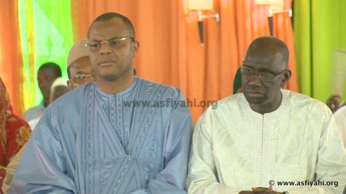 REPORTAGE - ACHOURA 2014 A TIVAOUANE: L'Adresse de Serigne Abdoul Aziz Sy Al Amine à la Jeunesse Musulmane du Senegal (Photos et Vidéos)