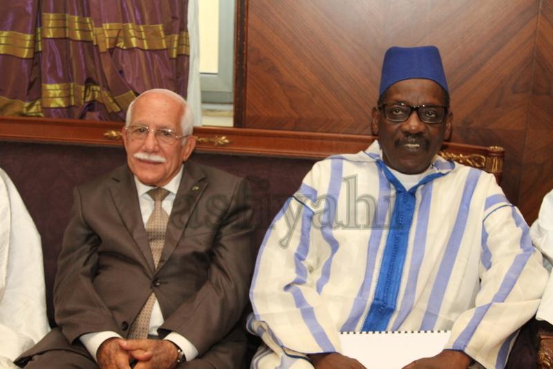 PHOTOS - EN DIRECT: Les Images de l'Ouverture du Symposium du Mawlid 2015 de ce Samedi 20 Decembre au King Fahd Palace