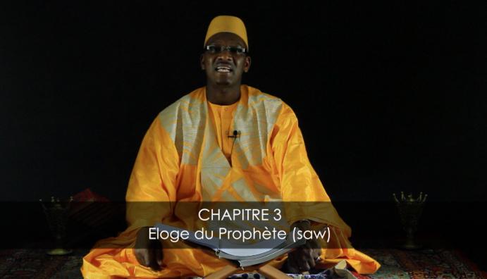 EMISSION LUMIERE DE LA BOURDA - CHAPITRE 3 - Eloge du Prophète (saw)