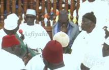VIDEO - Ouverture Bourdou Gamou Tivaouane 2015 à la Zawiya El Hadj Malick SY (rta)