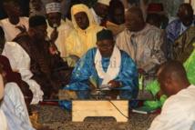 VIDEO - GAMOU 2015 - Suivez la Cloture du Bourd à la Mosquee Serigne Babacar Sy (rta)