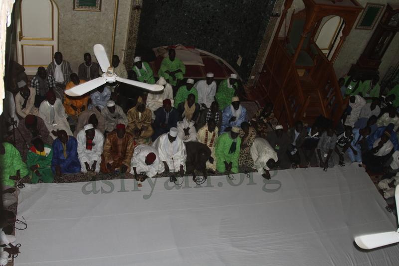 GAMOU 2015: Hadaratoul Djouma Mosquée Serigne Babacar SY & El Hadji Malick SY