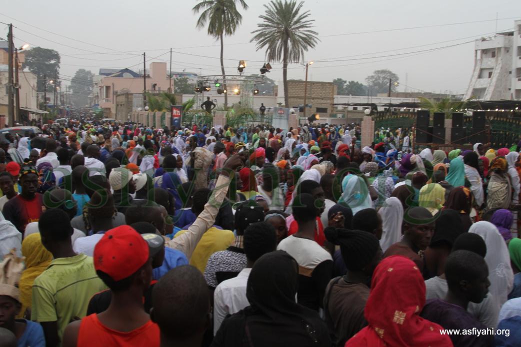 GAMOU TIVAOUANE 2015: Les premières images du Samedi 3 Janvier