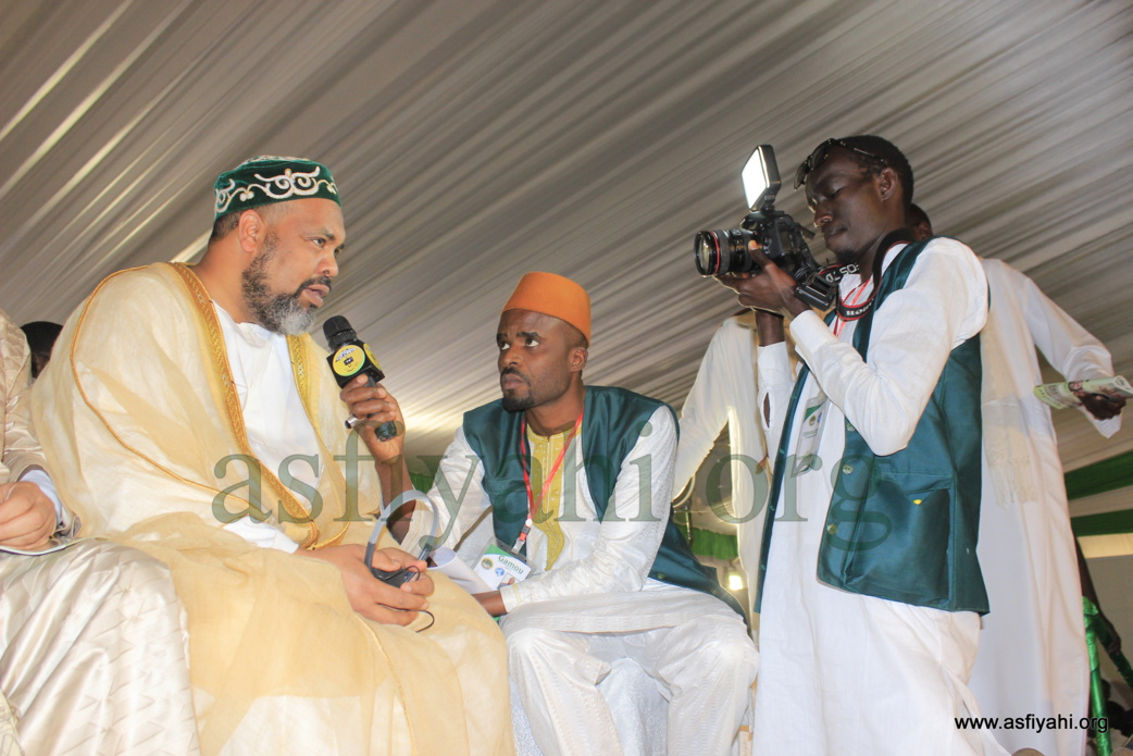 GAMOU 2015:  LES TEMPS FORTS DE LA CEREMONIE OFFICIELLE