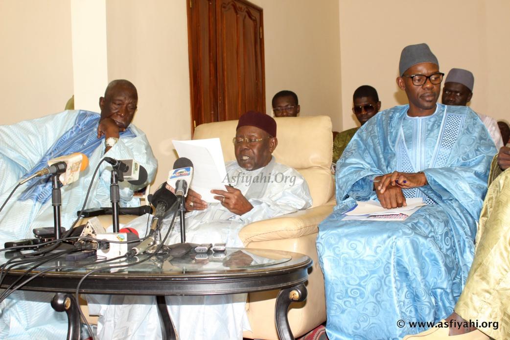 Al Amine fait le bilan du Gamou de Tivaouane