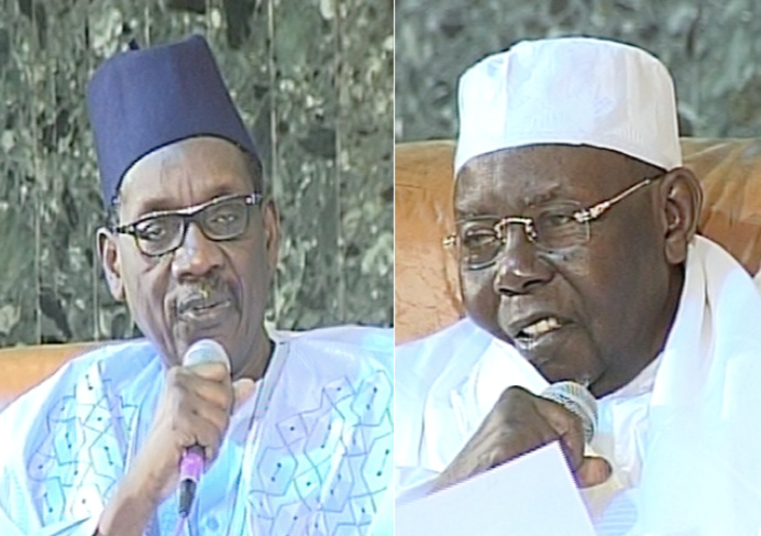 VIDEO - Suivez l'Integralité du Gamou 2015 à la Mosquee Serigne Babacar Sy en compagnie de Serigne Maodo Sy Dabakh et Serigne Abdoul Aziz Sy Al Amine