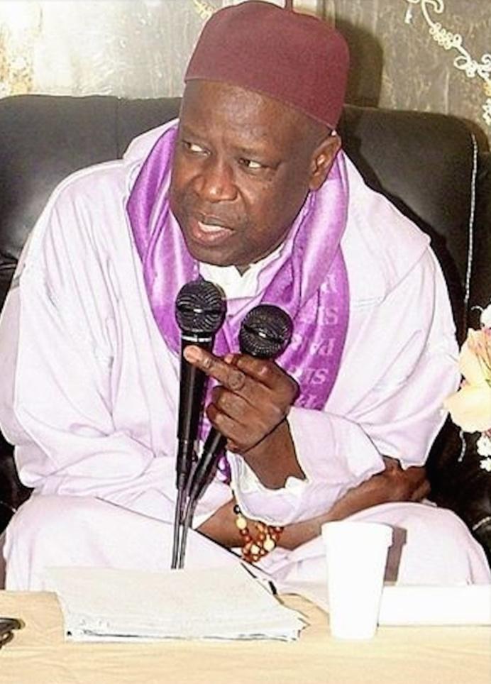 Serigne Mansour SY Djamil rassure la communauté Sénégalaise  de France