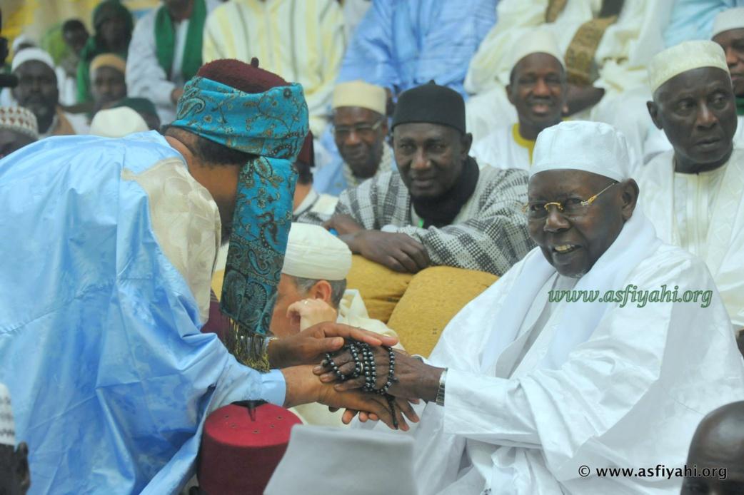 PHOTOS - Les Images de la Ceremonie Officielle de la Ziarra Omarienne 2015