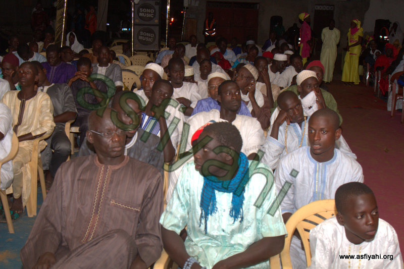 PHOTOS - Les Images de la nuit du Prophète organisée par Imam Modou Cissé Djité  le 15 Mai 2015 à Mbao