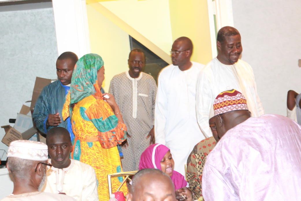 Astou Mbaye, Mafamata Seck, Mansour Ba, Faly Ndiaye