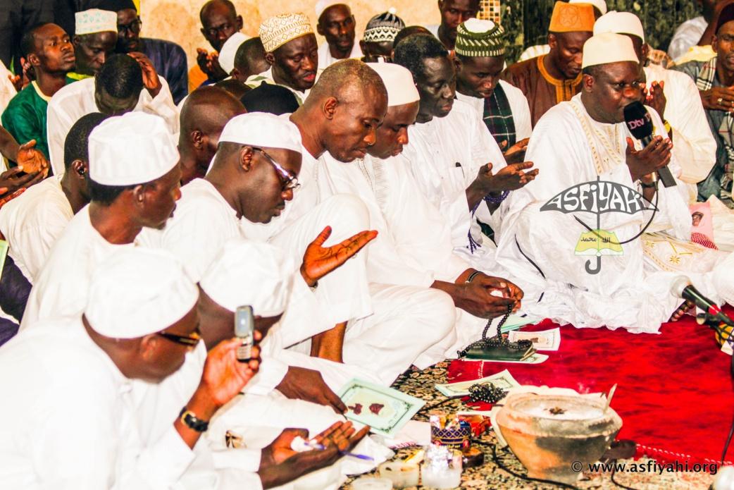 PHOTOS - TIVAOUANE - Les Images de la Leylatoul Qadr 2015 à la Mosquée Serigne Babacar Sy (rta) ليلة القدر 2015 بمدينة تواون السنغال