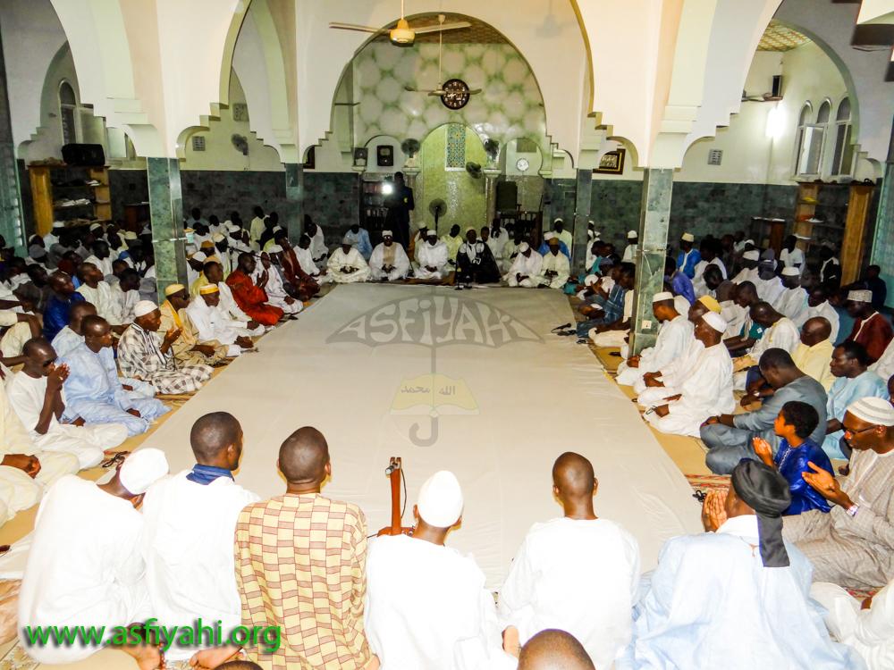 PHOTOS : Les images de la Hadaratoul Jummah Dahira Khayri Wal Minaty à la Grande Mosquée Sicap Karack, Vendredi 24 juillet 2015