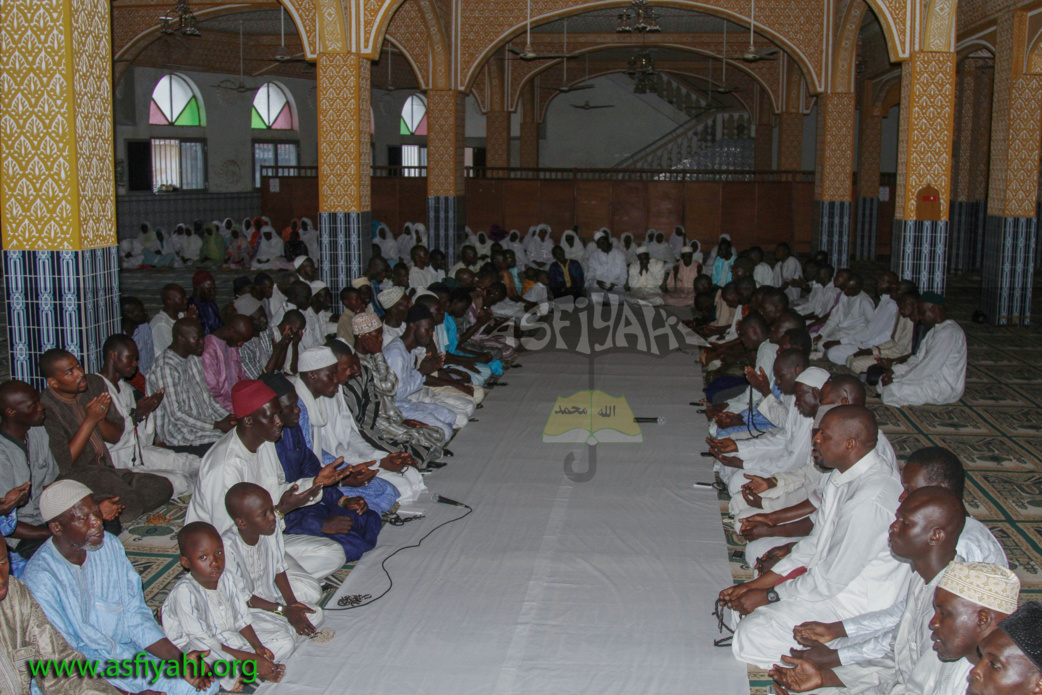 PHOTOS : Les Images de la Hadratoul Djumah de la coordination des jeunes Tidianes de Ouakam , Ngor et Yoff, Vendredi 31 Juillet 2015 à Ouakam