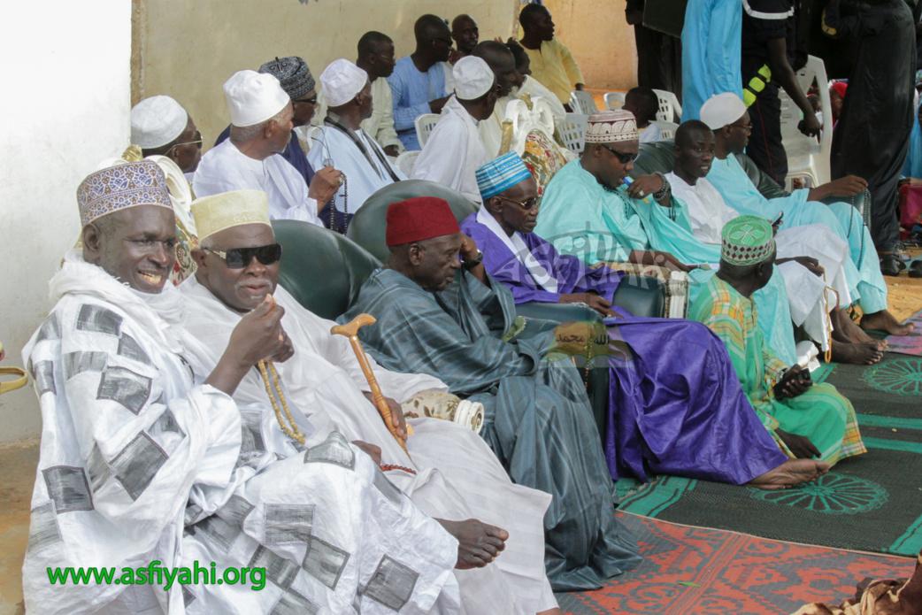 """PHOTOS : Les images de la Journée """"Salatoul Fatihi"""" en hommage à Serigne Mansour Sy Borom Daara Ji, Samedi 15 Août 2015 à KHOMBOLE"""