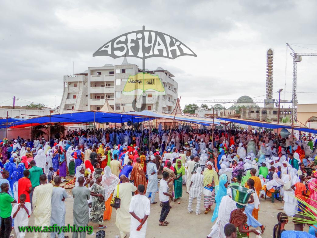 VIDEO - Suivez la Ziarra 2015 de la coordination des Jeunes Tidianes de Ouakam , Ngor et Yoff