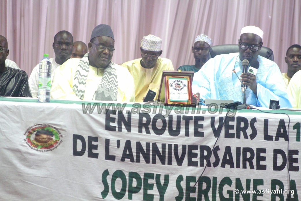 PHOTOS - Les Images de l'anniversaire de l'Association Sopey Serigne Babacar SY, ce Dimanche 18 Octobre 2015 au CICES