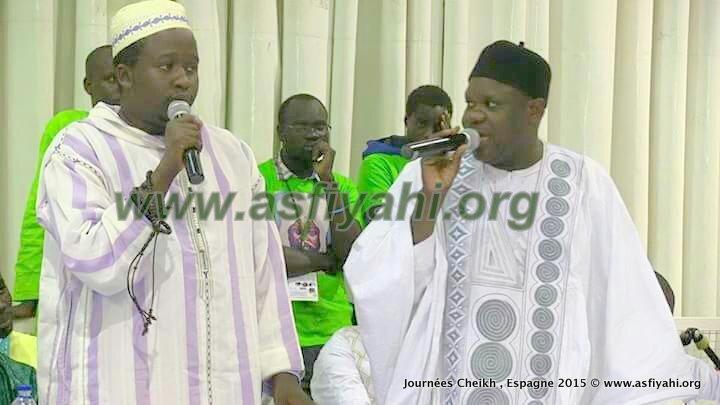 Doudou Kend Mbaye et Ndiaga Ndiaye Djamil aux manettes