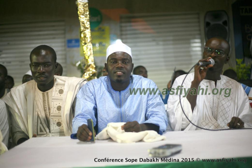 El Hadj et Sidy Ahmed Mbaaye