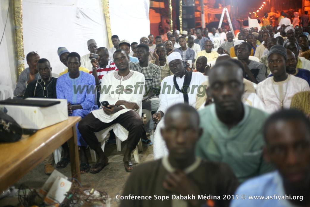 PHOTOS - Les Images de la Conférence de la Dahira Sope Dabakh de la Médina, présidée par Serigne Mame Ousmane Sy Dabakh et Serigne Habib Sy Ibn Serigne Mbaye Sy Mansour, ce Dimanche 15 Nov 2015
