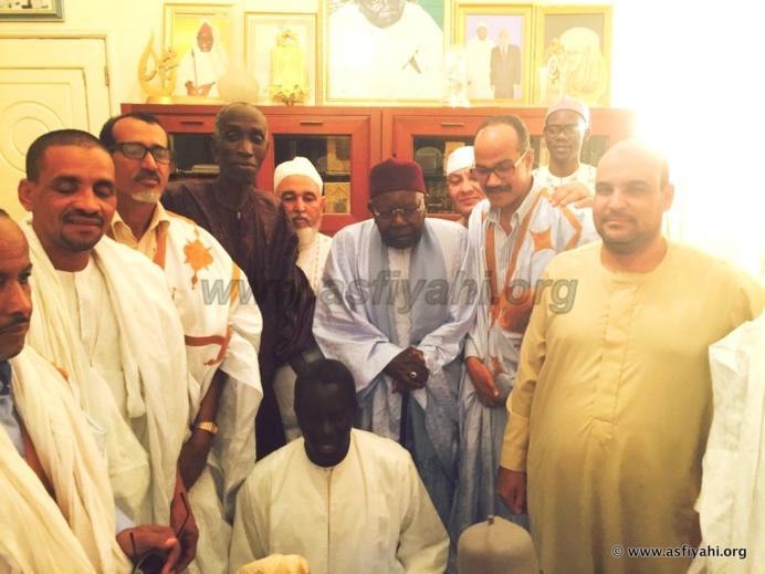 INSTITUT EL HADJ MALICK SY DE TIVAOUANE : Arrivée de nouveaux  Professeurs Mauritaniens