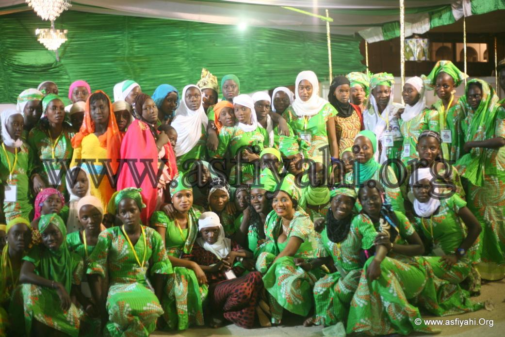 PHOTOS - Les Images de la Conference Nationale Dahira Nihmaty de Sokhna Kala Mbaye , Samedi 21 Novembre 2015 à Tivaouane