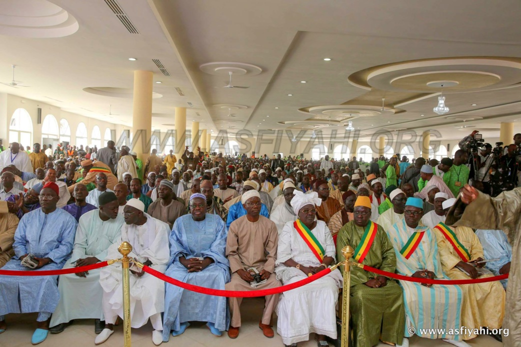 PHOTOS - TIVAOUANE - Les Images exclusives de l'inauguration de l'Esplanade des Mosquées par son Excellence Macky Sall