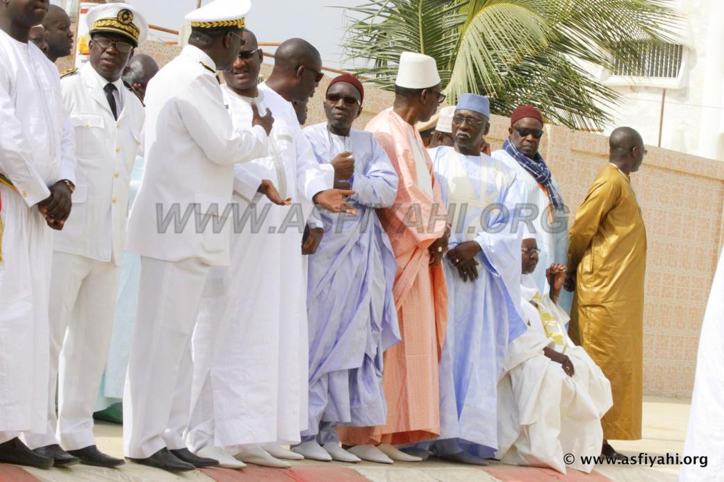 PHOTOS - TIVAOUANE - Les Images exclusives de l'inauguration de l'Esplanade des Mosquées par son Excellence Macky Sall