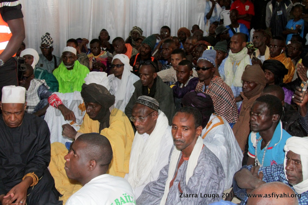 PHOTOS - DIRECT ZIARRA LOUGA - Ziarre et recueillement auprès des heritiers de Cheikh Oumar Foutiyou Tall (rta), ce Vendredi
