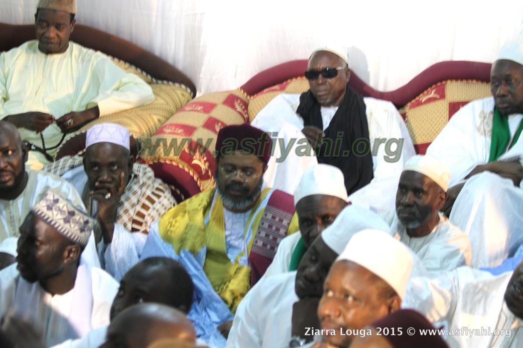 PHOTOS - DIRECT ZIARRA LOUGA - Les Images de la veillée religieuse organisée ce Vendredi 8 Janvier 2016 à la residence du Khalif Thierno Bachir Tall