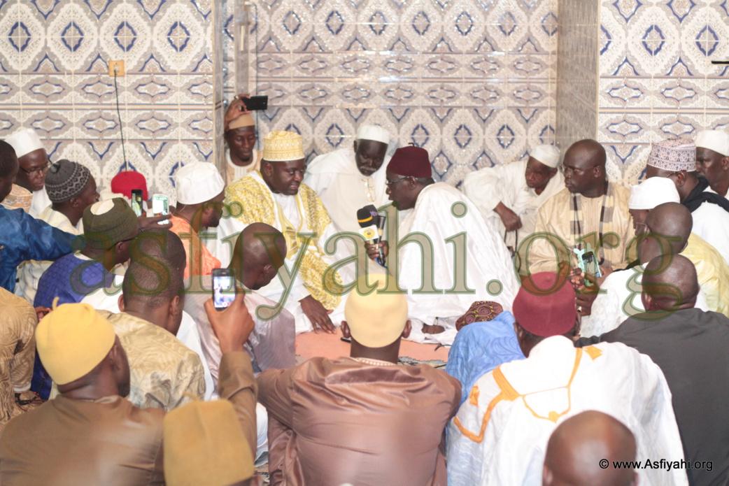 """PHOTOS - Les Images de la """"Hadara de la Jeunesse"""", organisée le Vendredi 1er janvier 2016 à la Zawiya El Hadj Malick Sy de Dakar par la Dahira Asfiyahi"""