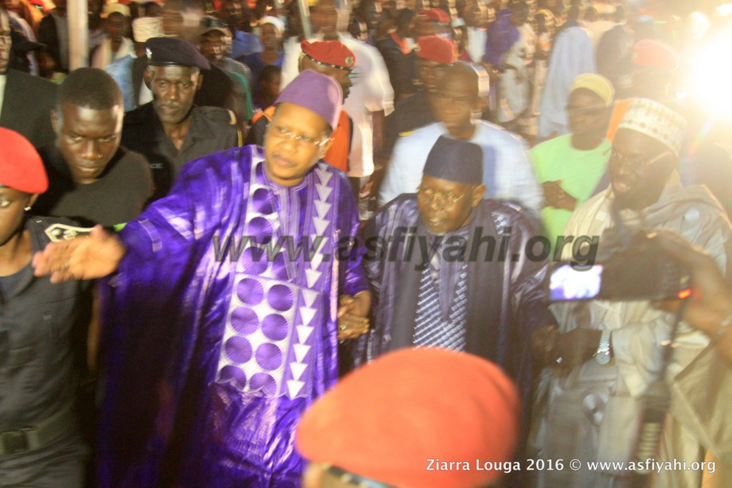 PHOTOS - ZIARRA LOUGA 2016 - Les Temps-forts de la Ceremonie Officielle de la Ziarra Thierno Mountaga Daha Tall