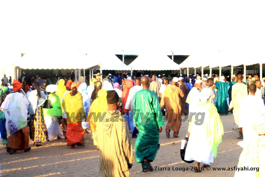 PHOTOS - ZIARRA LOUGA 2016 - Les Temps-forts de la Ceremonie Officielle de la Ziarra Thierno Mountaga Daha Tall