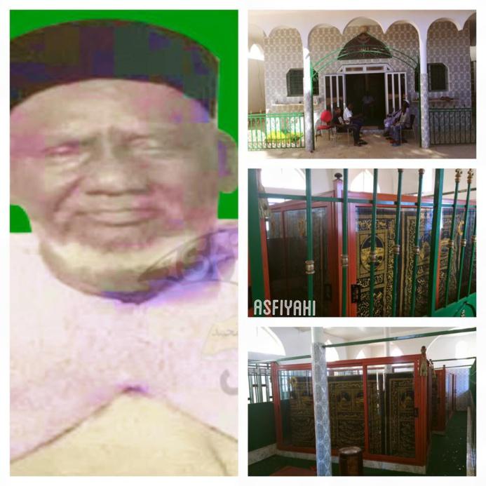 Thierno Mountaga Daha Tall : Des cimetières Abattoirs de Dakar à Louga
