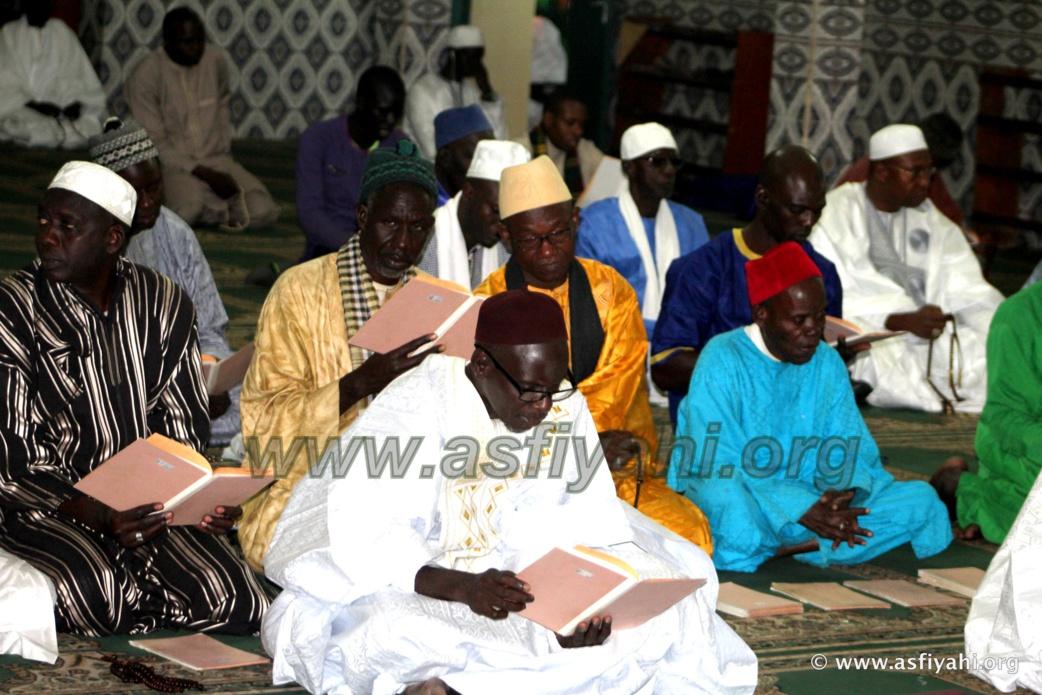 DIRECT GAMOU ZAWIYA EL HADJ MALICK SY DE DAKAR - Les Images de la Lecture du Saint Coran
