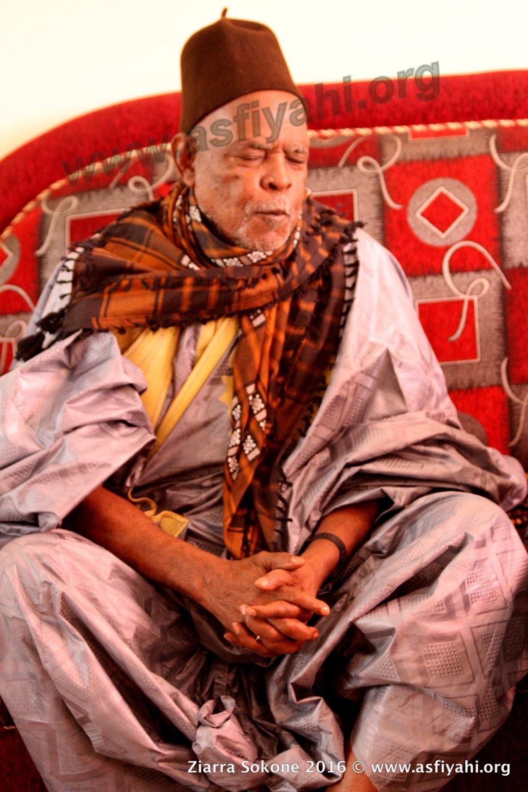 Serigne Thierno Oumar DEME, Khalif de El Hadj Amadou DEME (rta)
