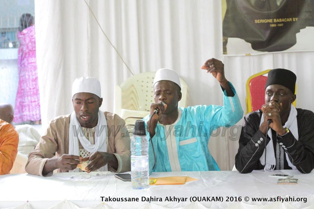 PHOTOS - OUAKAM - Les Images du Takoussane de la Dahira Akhyar, Samedi 6 Février 2016 à la Place Bayé, sous la présidence de Serigne Moustapha Sy Abdou