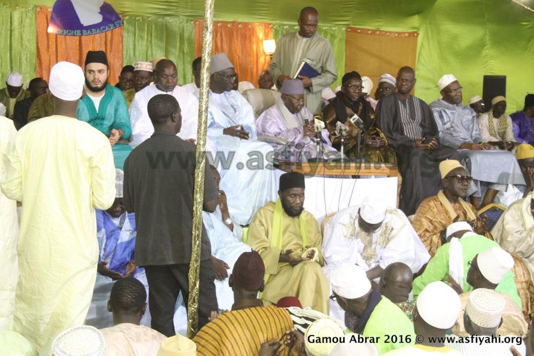 PHOTOS - Le Gamou du Dahira Abrar 2016 de Serigne Abdoul Aziz Sy Al Amine en Images (Samedi 5 mars 2016)