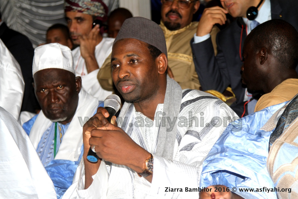 PHOTOS - BAMBILOR - Les Images de la Cérémonie officielle de la Ziarra Thierno Djibril Ousmane Bâ, ce Samedi 5 Mars 2016