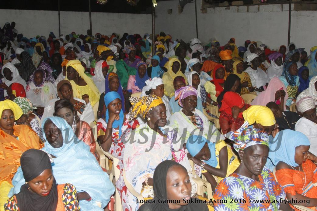 PHOTOS - 26 MARS 2016 À LOUGA - Les Images de la Cérémonie  officielle et du Gamou Sokhna Astou Sy Malick