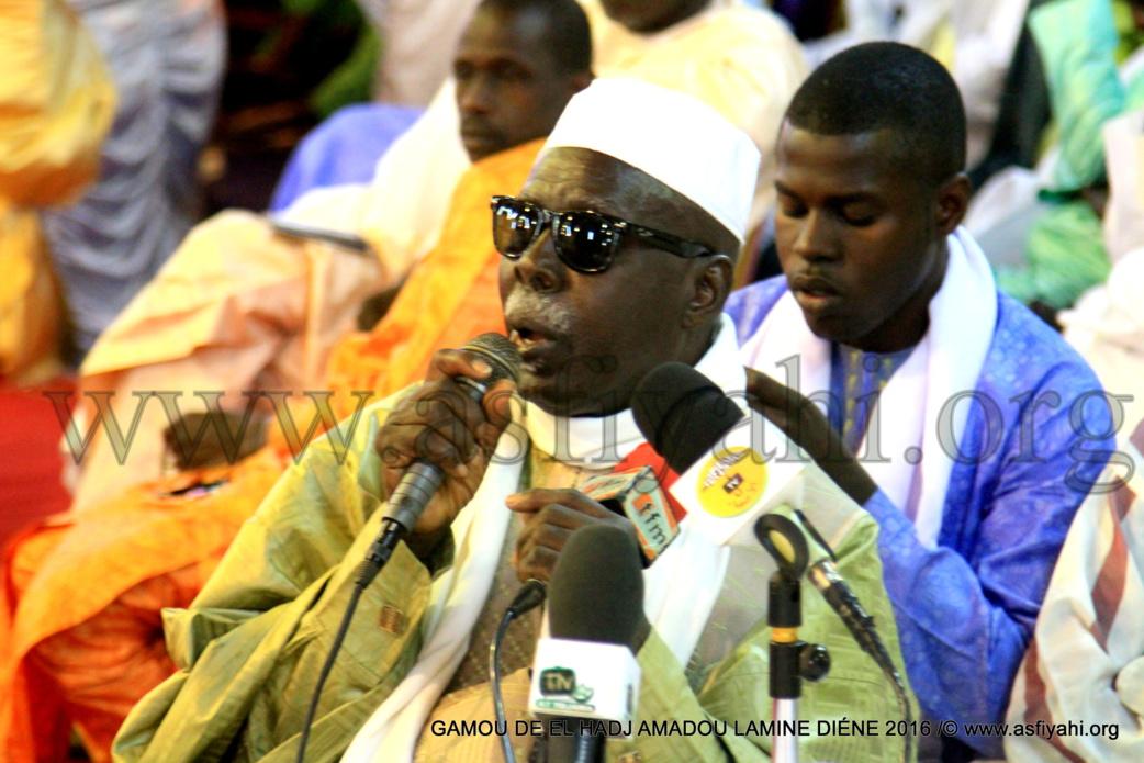 PHOTOS - Les Images du Gamou EL Hadj Amdou Lamine Diéne 2016, présidé par El Hadj Doudou Kend Mbaye
