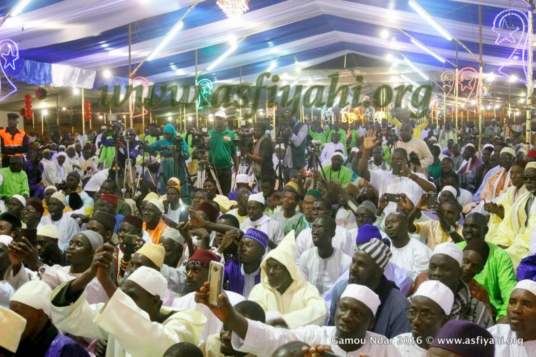 PHOTOS - GAMOU NDAR 2016 - Voici les Images de la 62éme Edition du Gamou Serigne Babacar SY de Saint-Louis