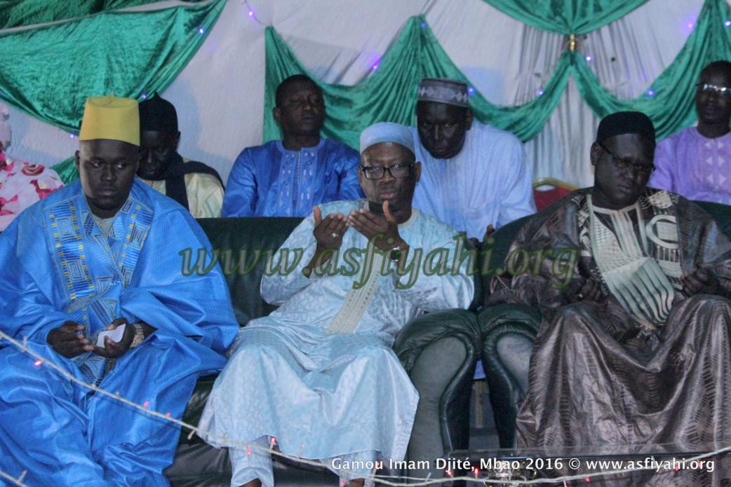 PHOTOS - 27 MAI 2016 À MBAO - Les Images du Gamou Sant Seydina Mouhamed (saw) organisé par Imam Modou Cissé Djité