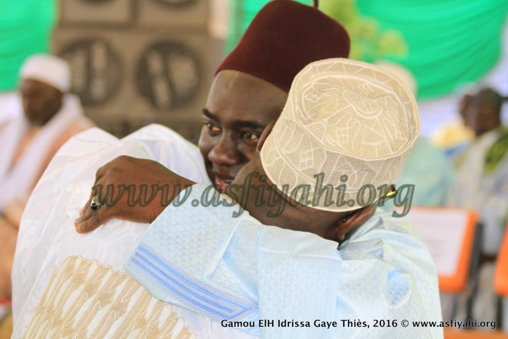 PHOTOS - 28 MAI 2016 À THIÉS: Les Images du Gamou Annuel de Serigne El Hadj Idrissa Gaye et les Dahiras Askhâboul Keuhfi et Mouhsinina wal Mouhsinati