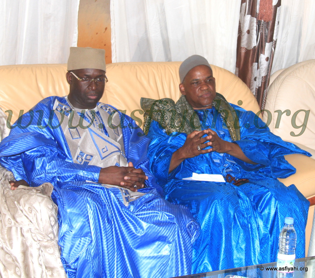 PHOTOS - 4 JUIN 2016 AU CICES - Les Images de la cérémonie officielle de la Journée Mame Maharame Mbacké dédiée à Mame Cheikh Oumar Foutiyou Tall