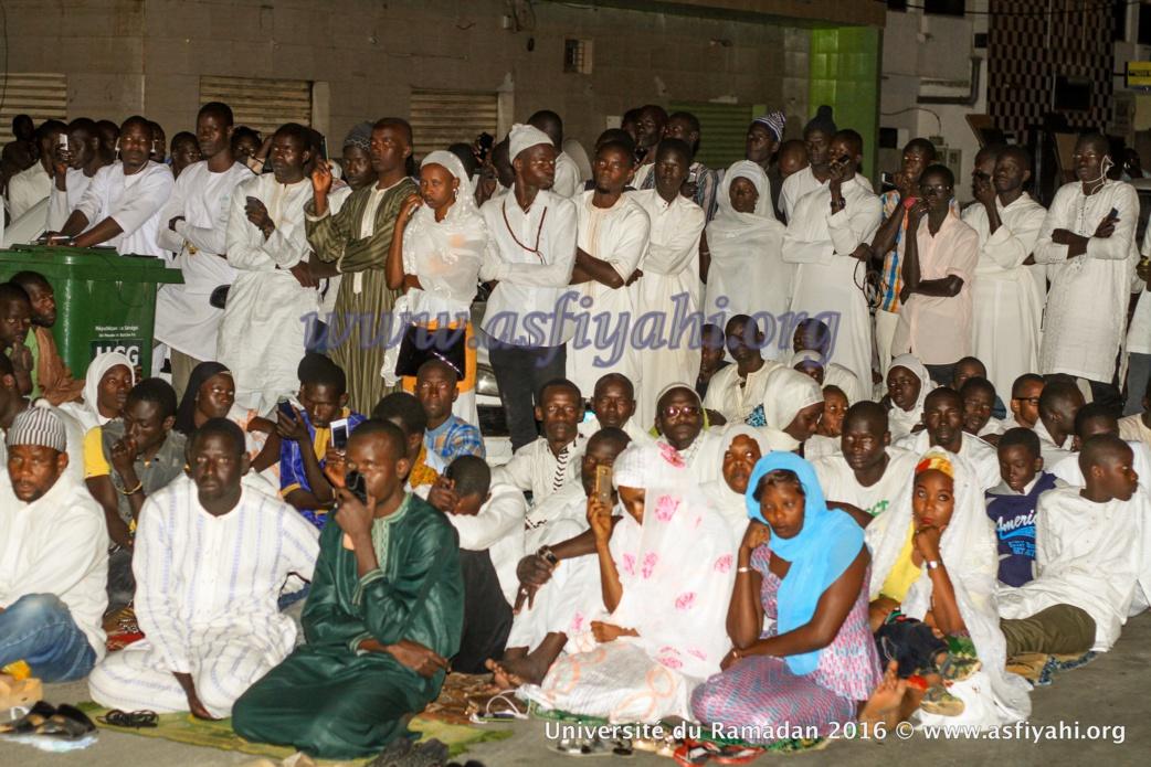 PHOTOS - 6 JUIN 2016 À DAKAR - Les images de l'ouverture des Universités du Ramadan 2016, présidée par Serigne Moustapha Sy